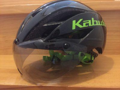 ヘルメットを購入 OGK AERO-R1 購入レビュー・インプレ