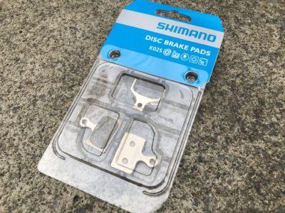 【ディスクロード】シマノ ロード用ディスクブレーキパッド(パット)はレジンとメタルどちらを選ぶか